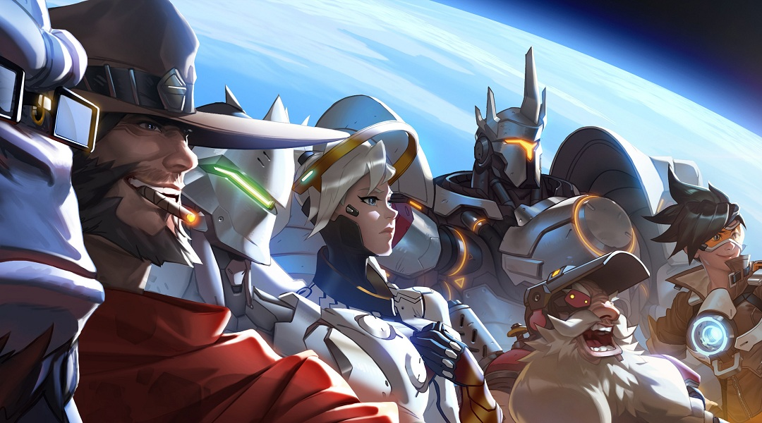 Overwatch's Next Update Hints At Changes To Ana, Widowmaker, and Junkrat