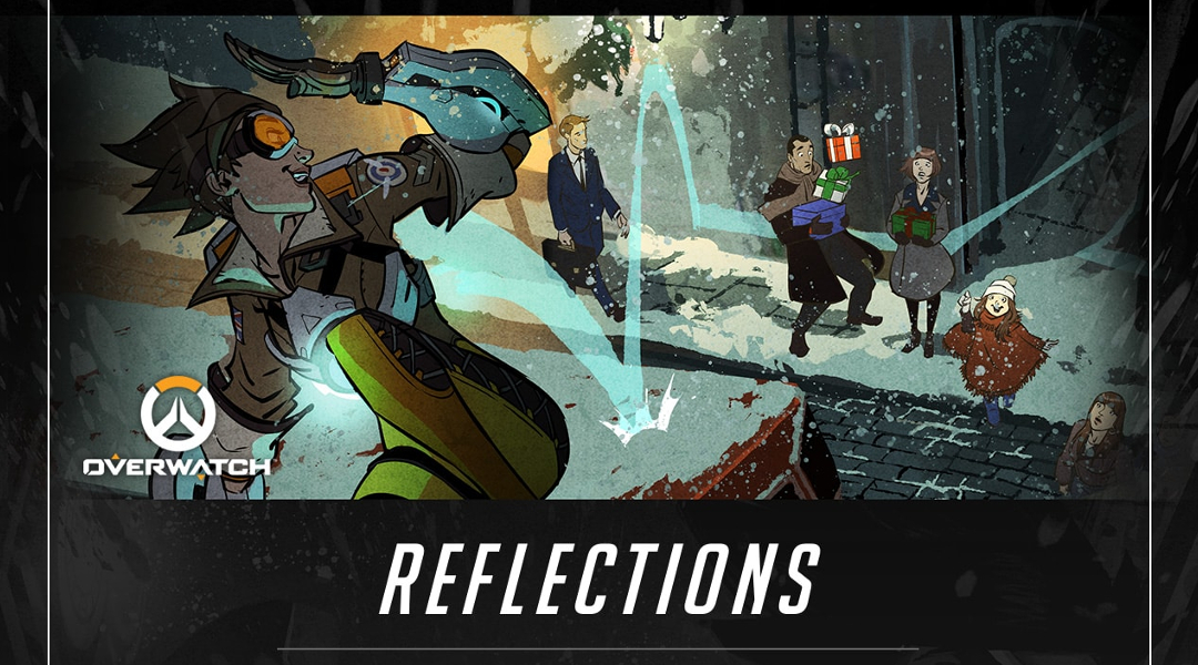 Overwatch Releases Holiday Comic & Teases More Secret Stories
