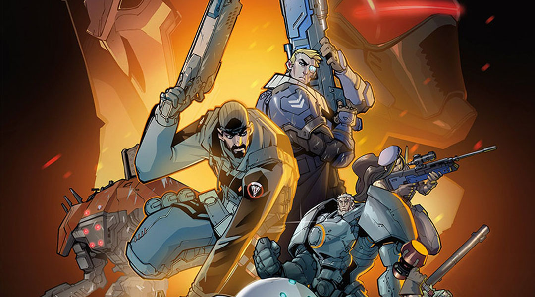 Blizzard Cancels Overwatch Graphic Novel