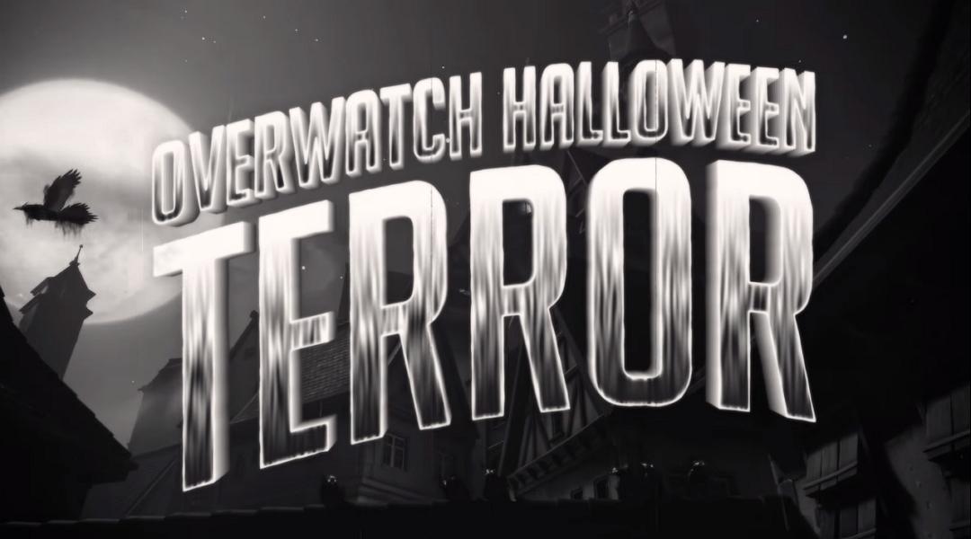 Overwatch Halloween Terror Event Launches