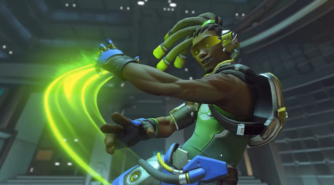 Overwatch Character Lucio Joins Heroes of the Storm