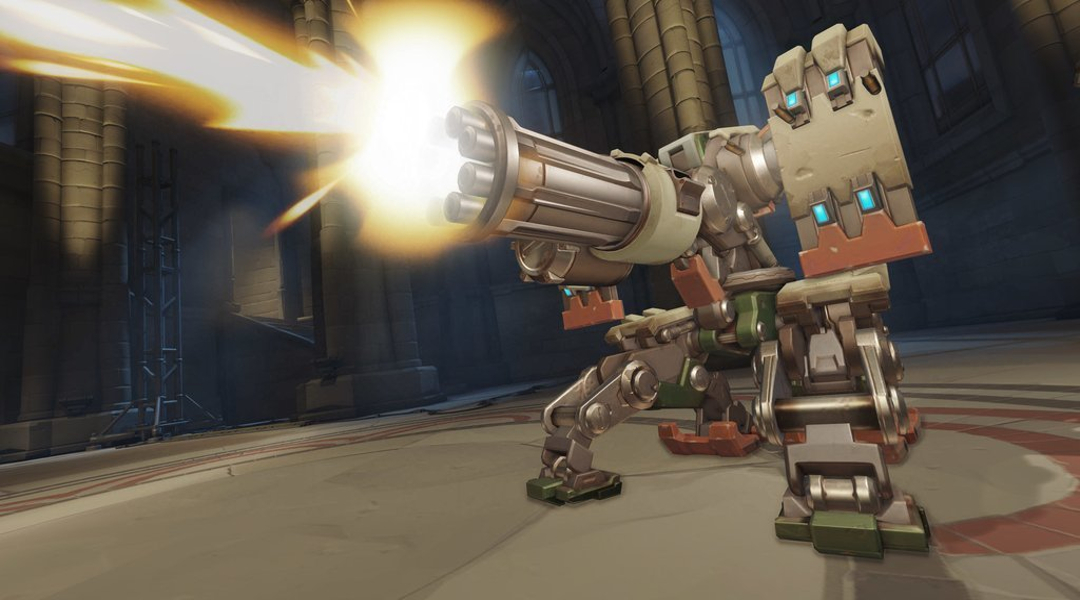 Overwatch update introduces big Bastion changes and custom game browser