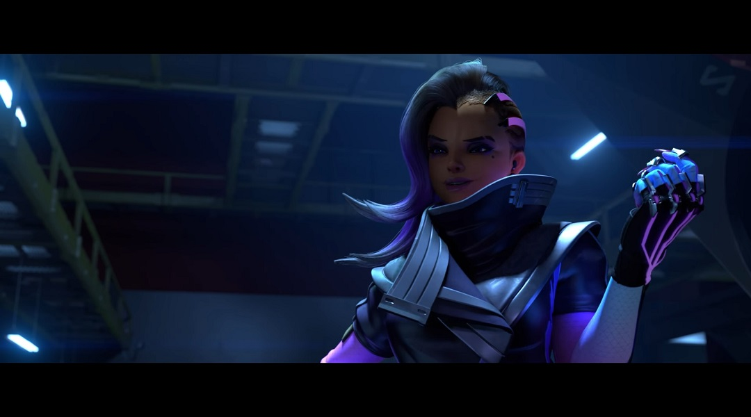 Overwatch: Sombra Weapon & Abilities Revealed