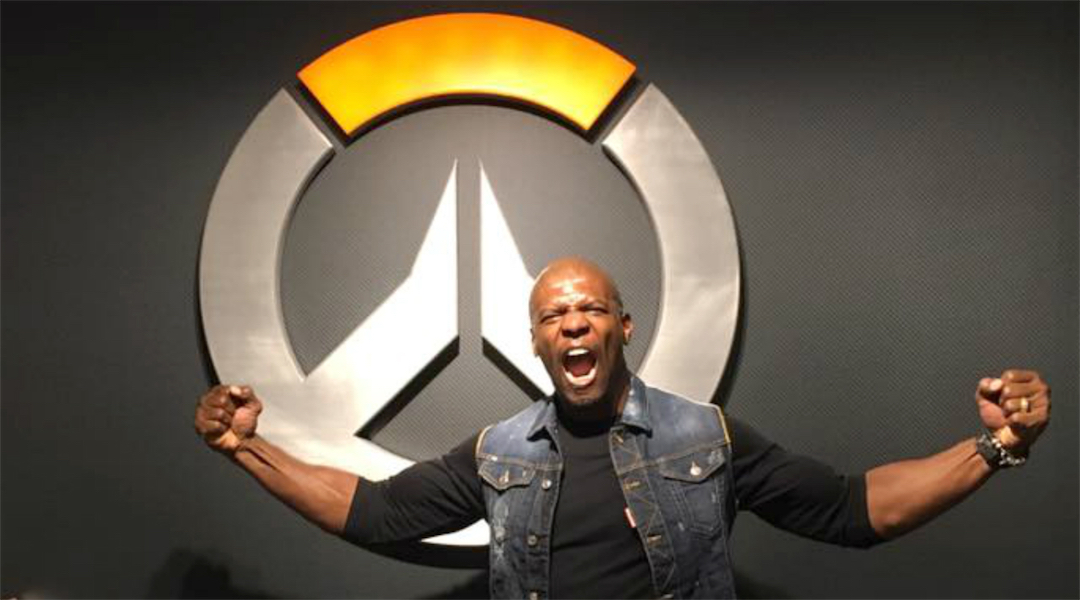 Overwatch: Terry Crews Makes Mock Audition for Doomfist