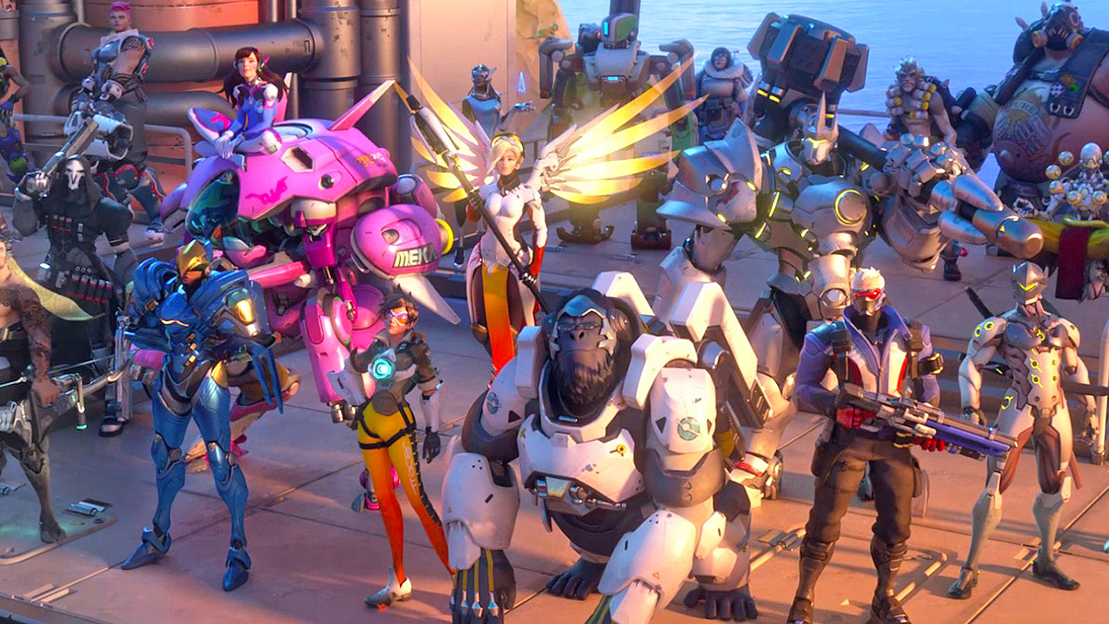 Overwatch Director Talks Diversity and Inclusivity