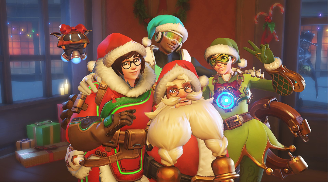 Overwatch Winter Wonderland Holiday Event Begins
