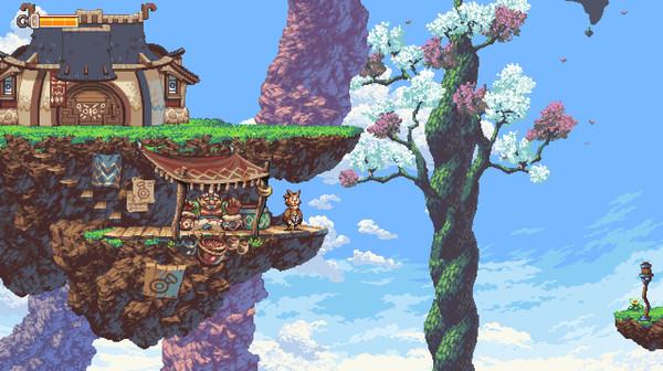 owlboy landscape