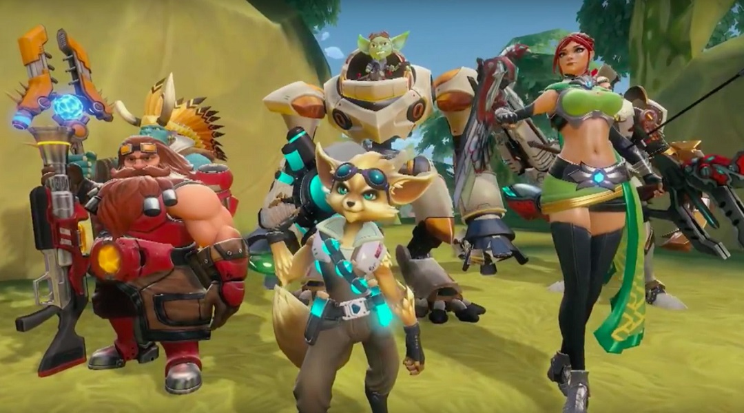 Is Paladins: Champions of the Realm a Ripoff of Overwatch?