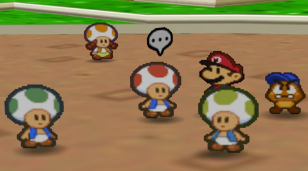 Paper Mario: Fan Finds Secret Messages in Original Game