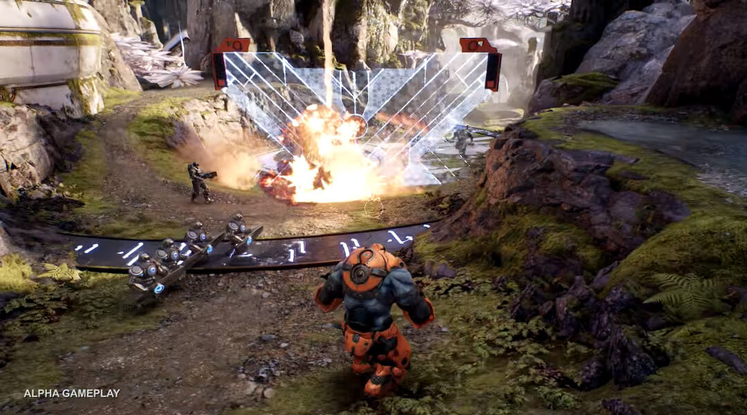 Epic Games Debuts MOBA Paragon with Cinematic, Gameplay Trailers