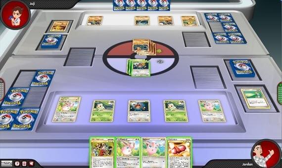 PAX East 2011 Pokemon TCG Online Trainer Challenge Hands On Battle