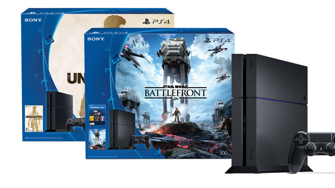 The Best PlayStation 4 Deals for Christmas [Updated]