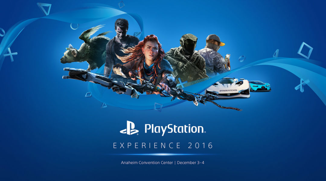 Sony Reveals PlayStation Experience 2016 Playable Games