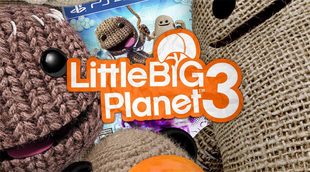 LittleBigPlanet 3 Game Play Online Free
