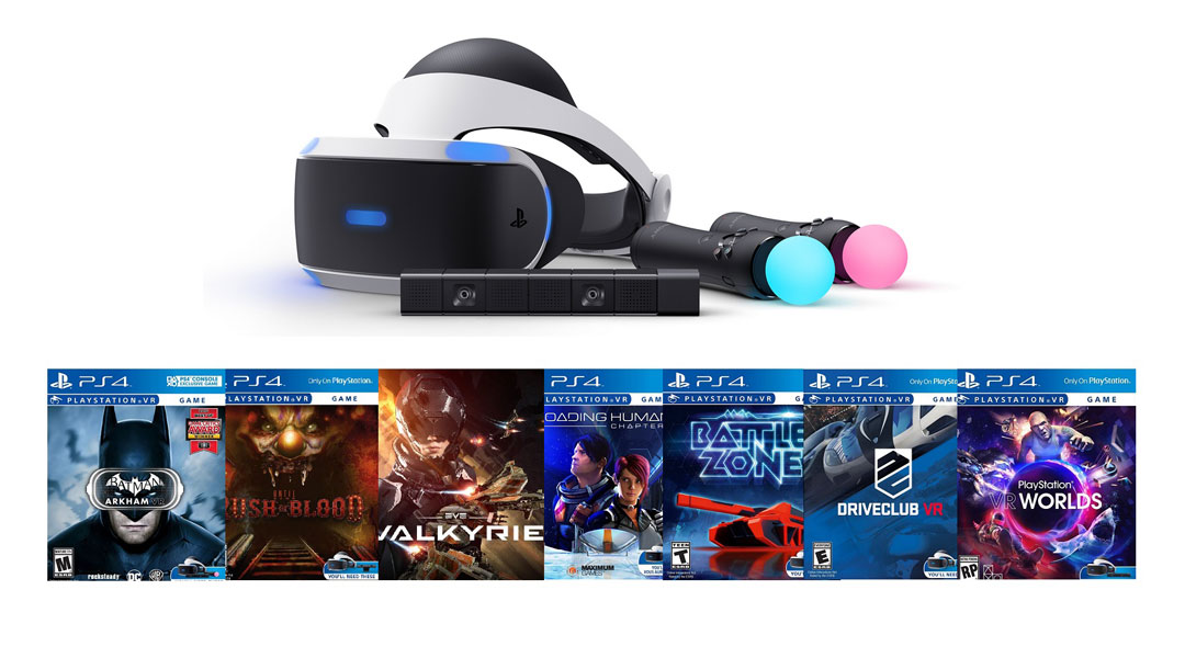Here's Where You Can Still Buy PlayStation VR