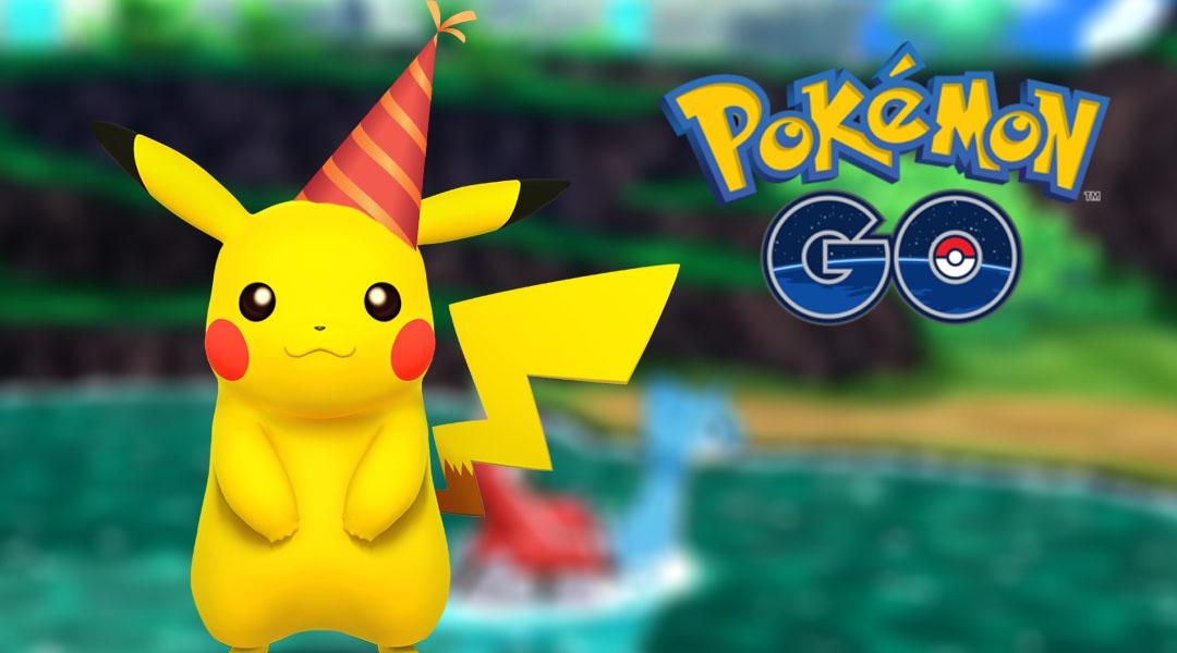 Pokemon GO Adding Festive Hat Pikachu for Pokemon Day