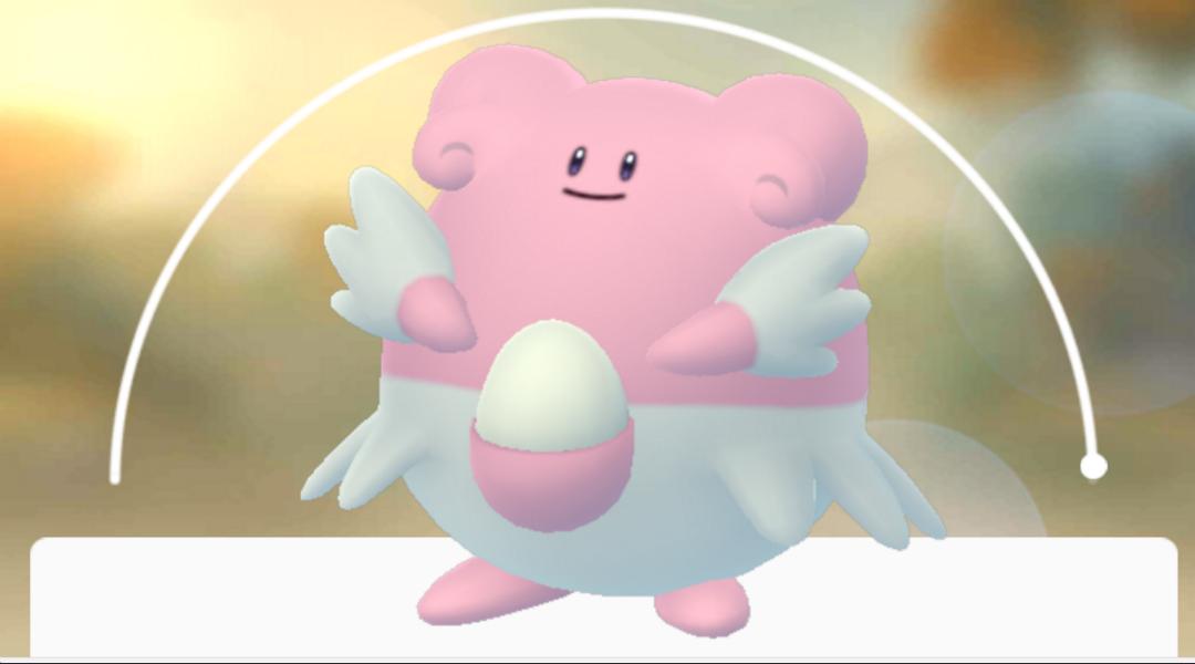 Pokemon GO: Blissey is Taking Over Gyms