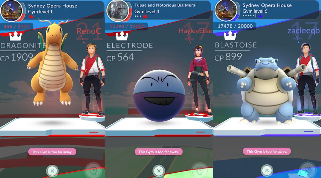 New Pokemon GO Update Will Change How Gyms Work