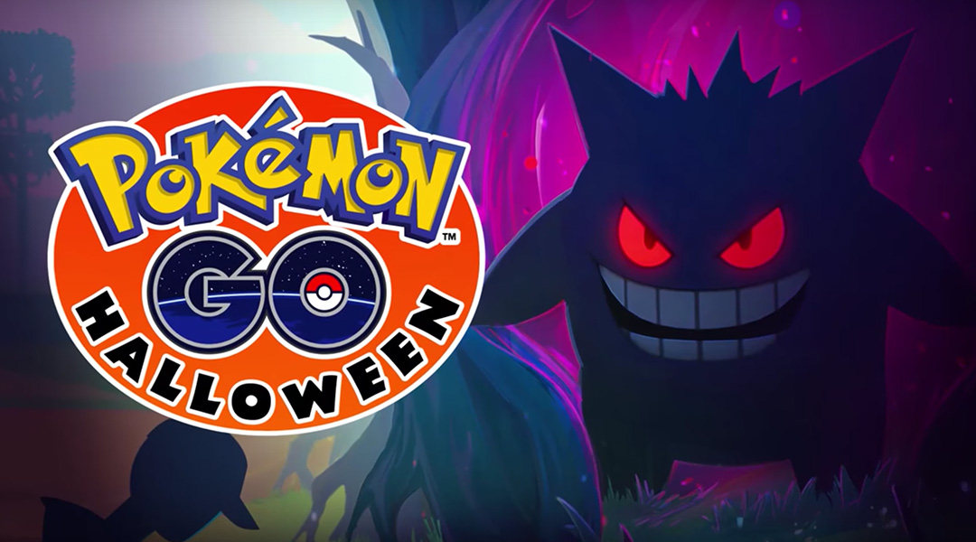Pokemon GO Halloween Event Includes More Spooky Pokemon Than Originally Advertised