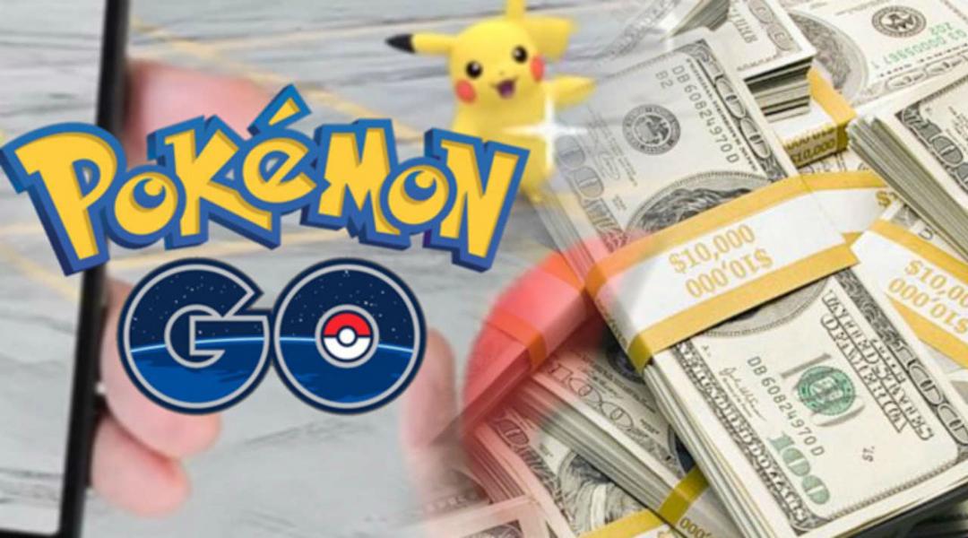 Pokemon GO Still Fastest Earning Mobile Game in History