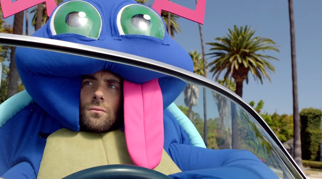 Maroon 5 Music Video Lampoons Pokemon GO