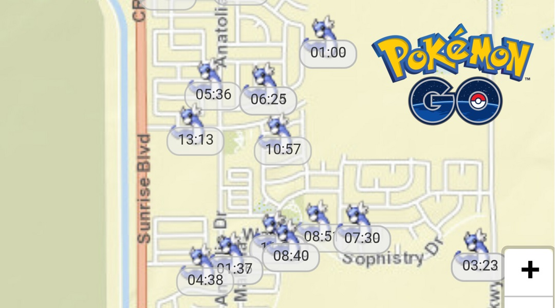 Pokemon GO: Third Nest Migration Appears to Have Rolled Out