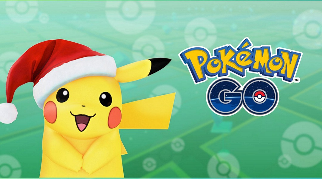 Pokemon GO Guide: How to Catch Santa Hat Pikachu