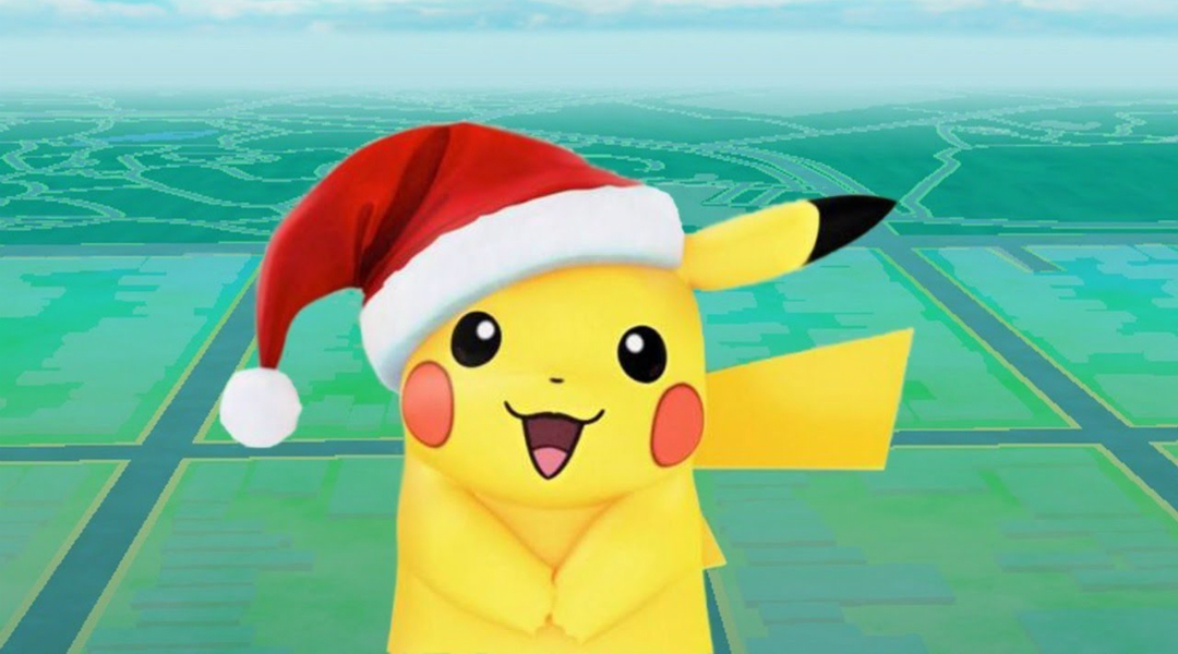 Pokemon GO Now Selling Holiday Boxes