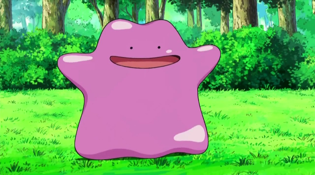 Pokemon GO May Have Added Ditto to the Game