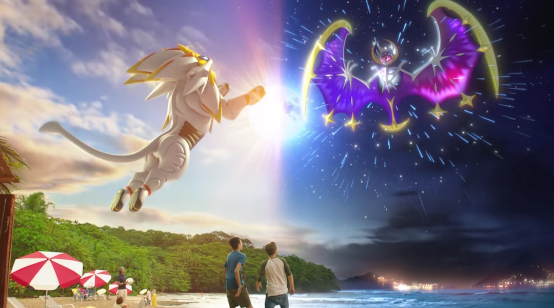 Pokemon Sun & Moon Can Now Be Digitally Pre-Downloaded