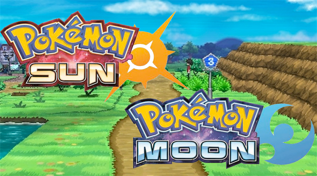 Pokemon Sun and Moon Take Longer to Load on 3DS Than New 3DS