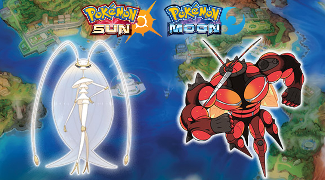 Pokemon Sun and Moon: Where to Find Ultra Beasts