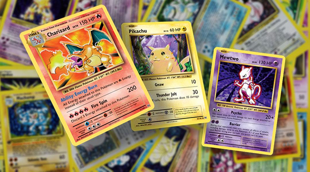 Original Pokemon Cards Make Their Nostalgic Return