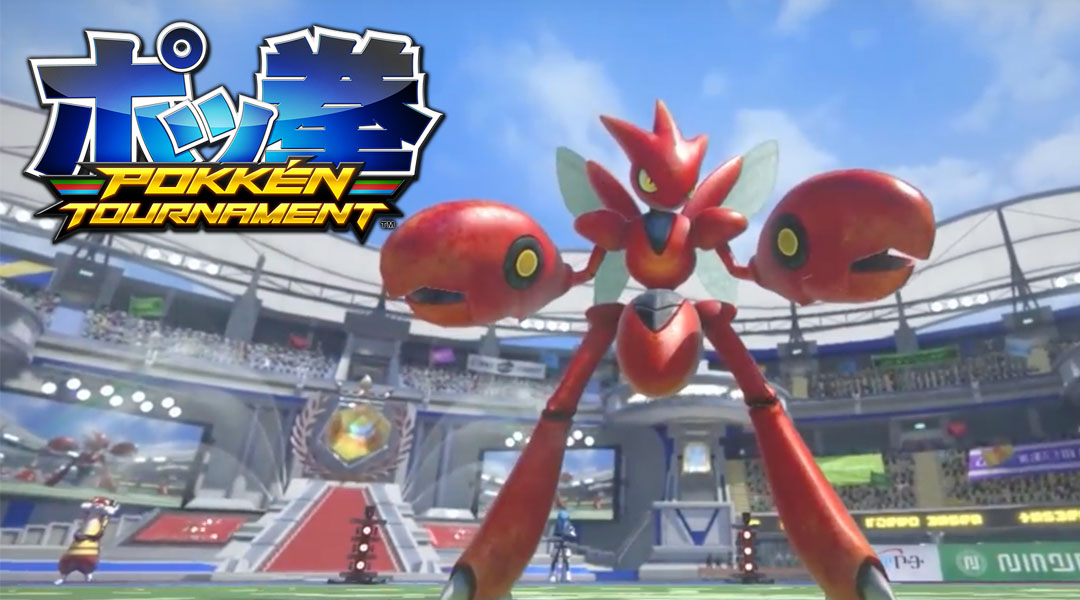 Pokken Tournament Sees Scizor Join The Roster