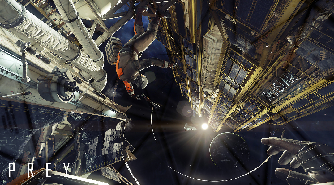 Prey Gameplay Confirmed for The Game Awards 2016