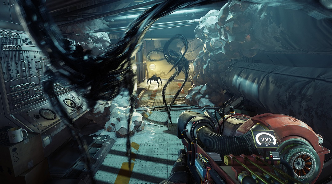 Prey Lets Players Turn Into Toilet Paper