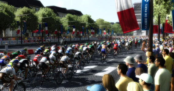 Pro Cycling Manager 2012 Race