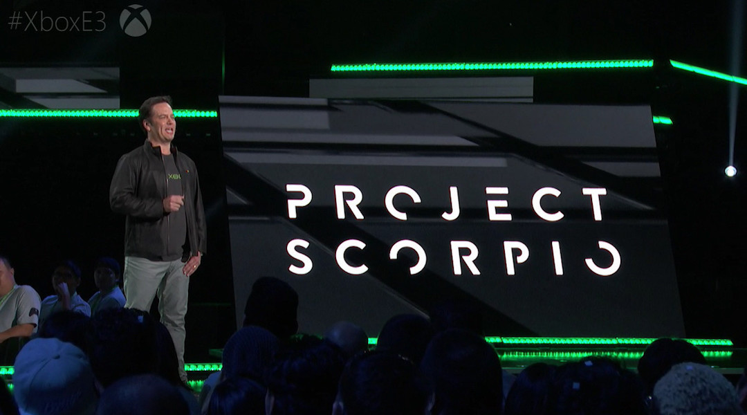How Much Will Xbox's Project Scorpio Cost?