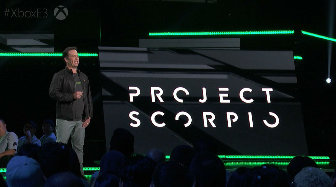 Report: Project Scorpio Can Play 4K UWP PC Games Natively