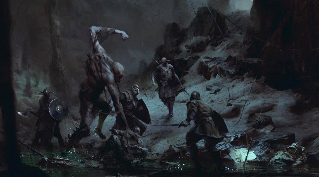 Ex-Battlefield Devs Making Horror Game with Killer Vikings