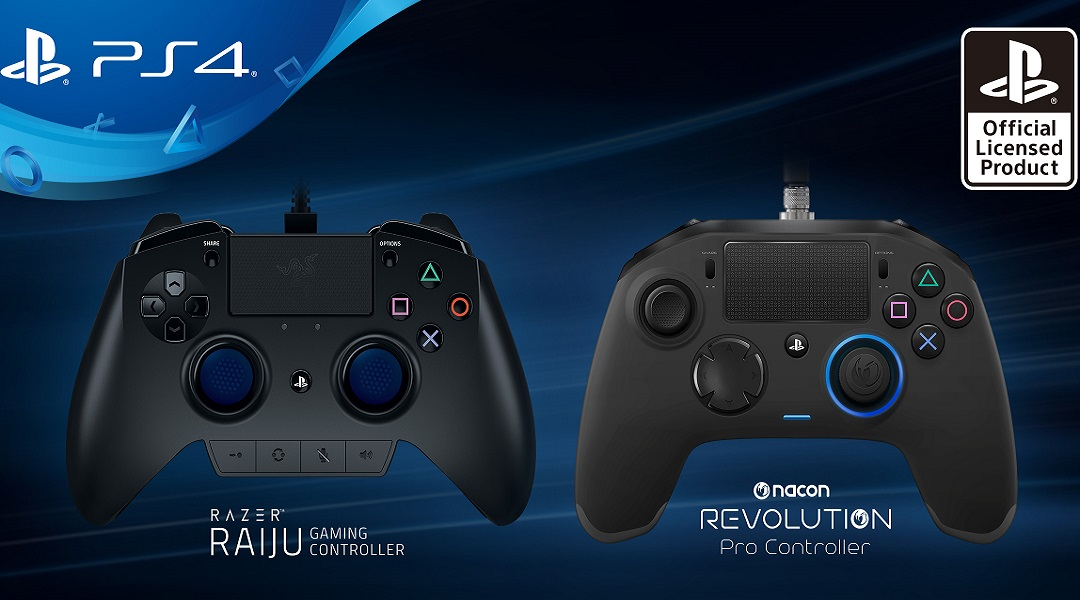 Sony Announces Two High Performance 'Elite' PS4 Controllers