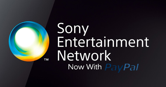 PlayStation Network Adds Paypal Function