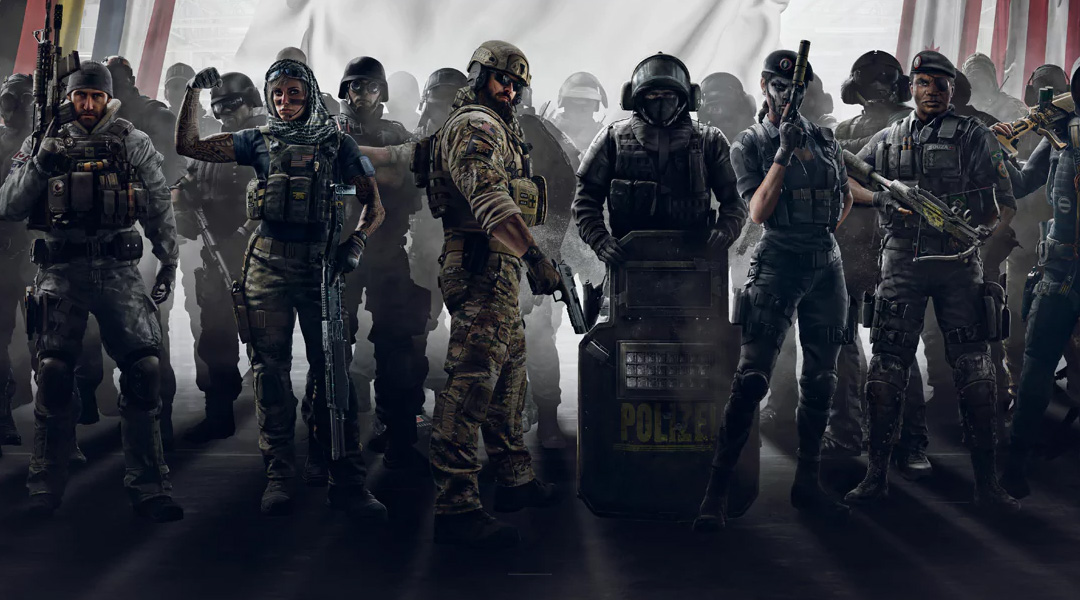 Rainbow Six Siege Aiming For 50-100 Operators