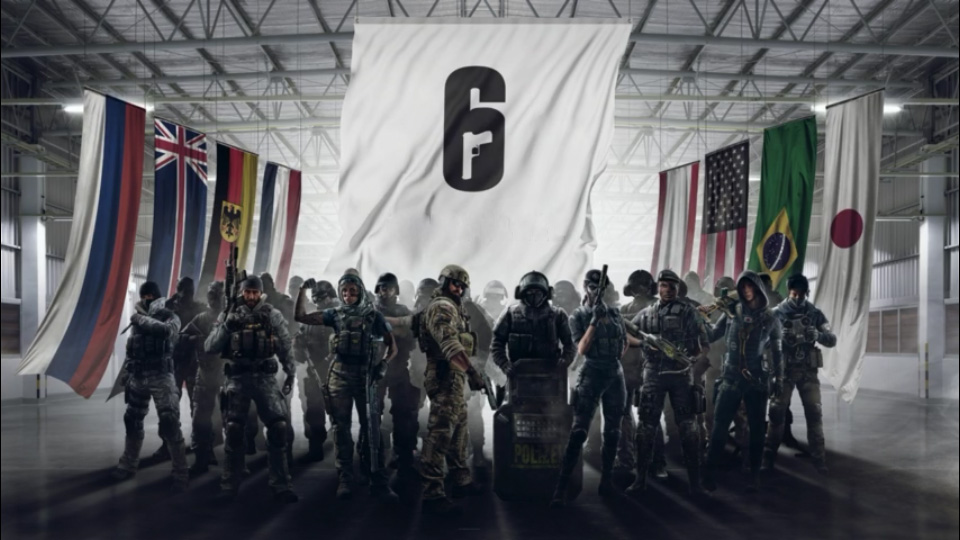Rainbow Six Siege Is Getting Another Year of DLC
