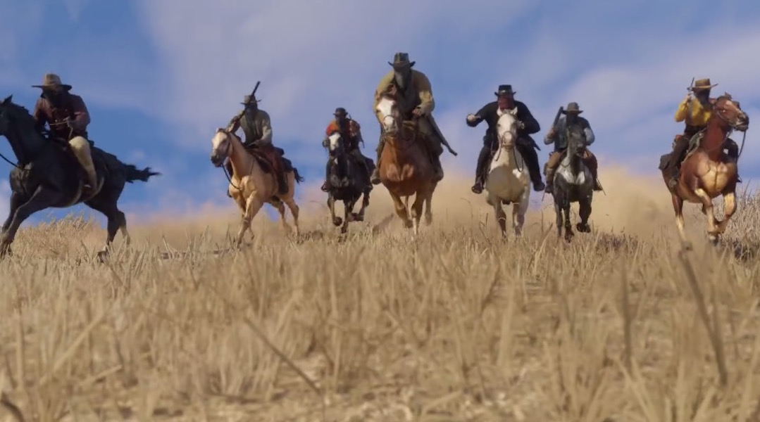 Take-Two CEO Talks Red Dead Redemption 2 Online Multiplayer