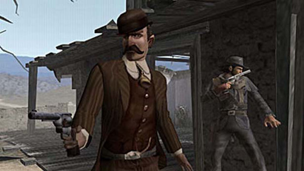 Red Dead Revolver Now Available On PS4 - Red Dead Revolver characters