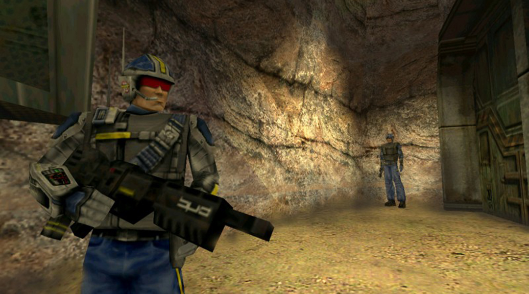 Red Faction Rated for PS4