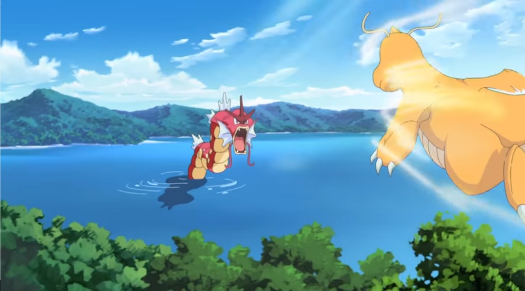 Pokemon Generations Episode Features Red Gyarados