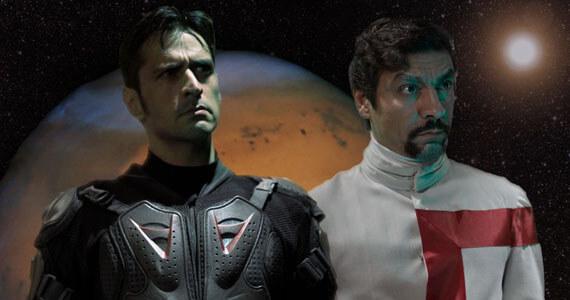 Red Sand Mass Effect Film