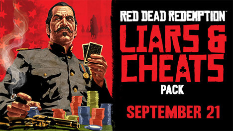 RDR Liars and Cheats DLC Revealed